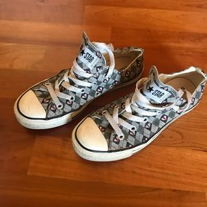💕Converse All Stars Argyle Grey 💕